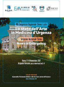 Programma VIII Congresso Regionale Simeu Lazio