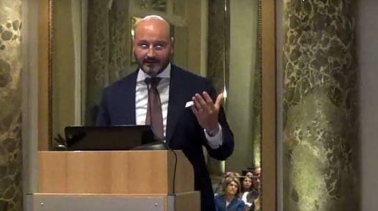 Interventi dell'evento sul regolamento Ue privacy del 17 Aprile 2018