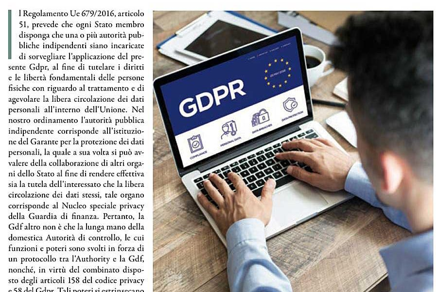Sanita e Privacy 5/2018 - 1