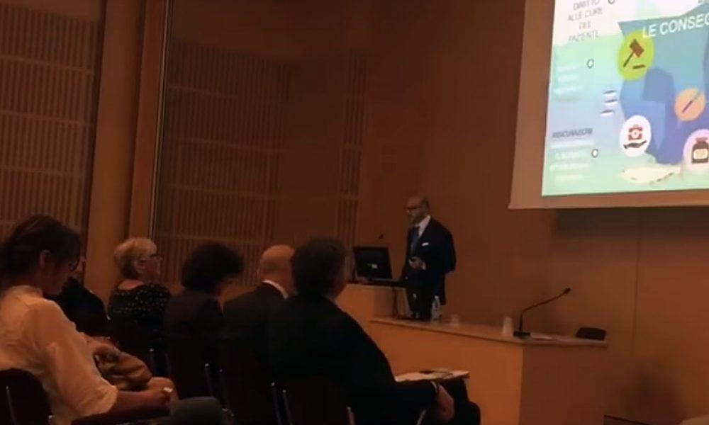Parla (Presidente Scudomed) Humanitas Milano