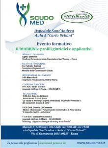Convegno Mobbing 23/9/2014