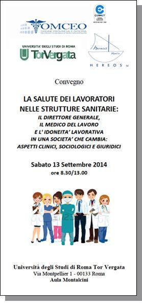 Invito convegno 13/6/2014